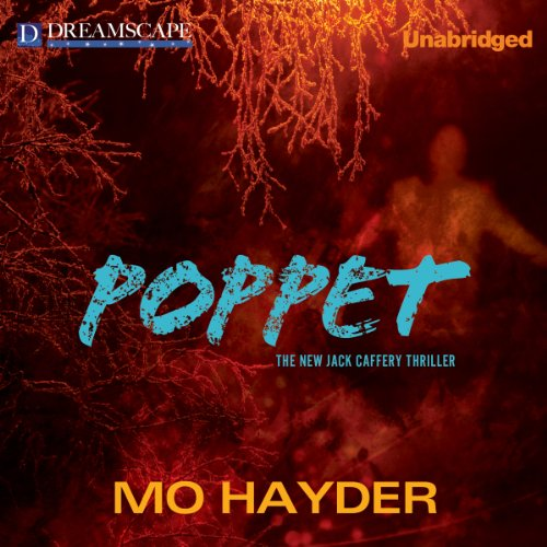 Poppet audiobook cover art