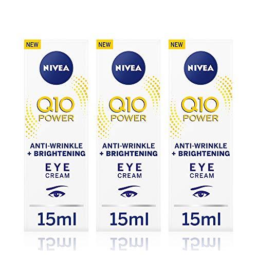 Nivea Q10 Plus Crème anti-rides contour des yeux 15 ml