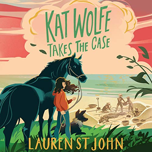 Kat Wolfe Takes the Case cover art