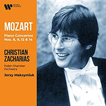 "Mozart: Piano Concertos Nos. 8 ""Lützow"", 9 ""Jeunehomme"", 12 & 14"