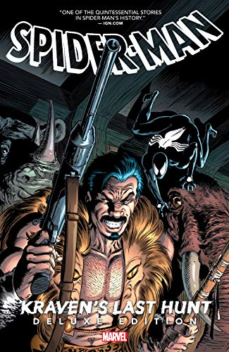 Spider-Man: Kraven's Last Hunt - Deluxe Edition (English Edition)