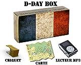 D-Day Box Audioguide plages du Débarquement (Utah, Omaha, Gold, Juno, Sword) - Inclus : 3h Audio + mp3 +...