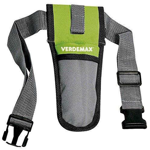 Verdemax 635008 Fodero per Attrezzi, Grigio