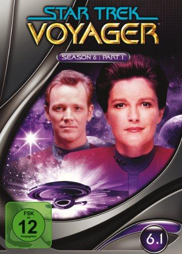 Star Trek - Voyager/Season 6.1 (3 DVDs)