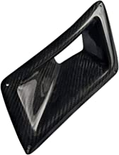 Hydra52 Car Air Vent Accessory for Nissan 350Z,Carbon Fiber Left Side Exterior Air Vent,Modified Left Air Outlet for Nissan 350Z