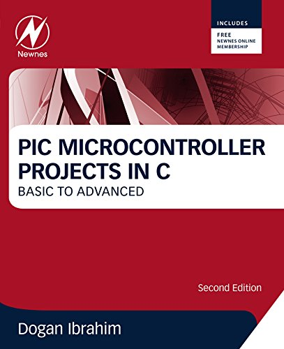 PIC Microcontroller Projects in C: Basic to Advanced (English Edition)