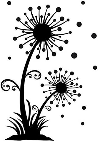 Darice safety Free shipping anywhere in the nation Embossing Folder Dandelion x 4.25 Inches 5.75