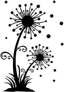Darice Embossing Folder, 4.25 by 5.75-Inch, Dandelion