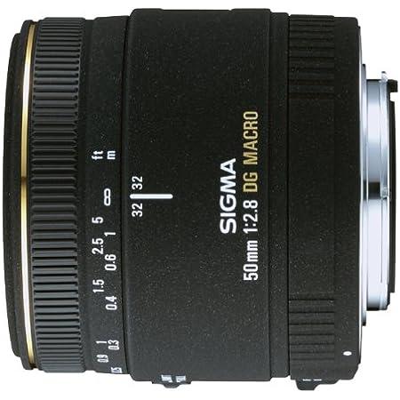 Sigma 50 Mm F2 8 Ex Dg Makro Objektiv Für Minolta Kamera