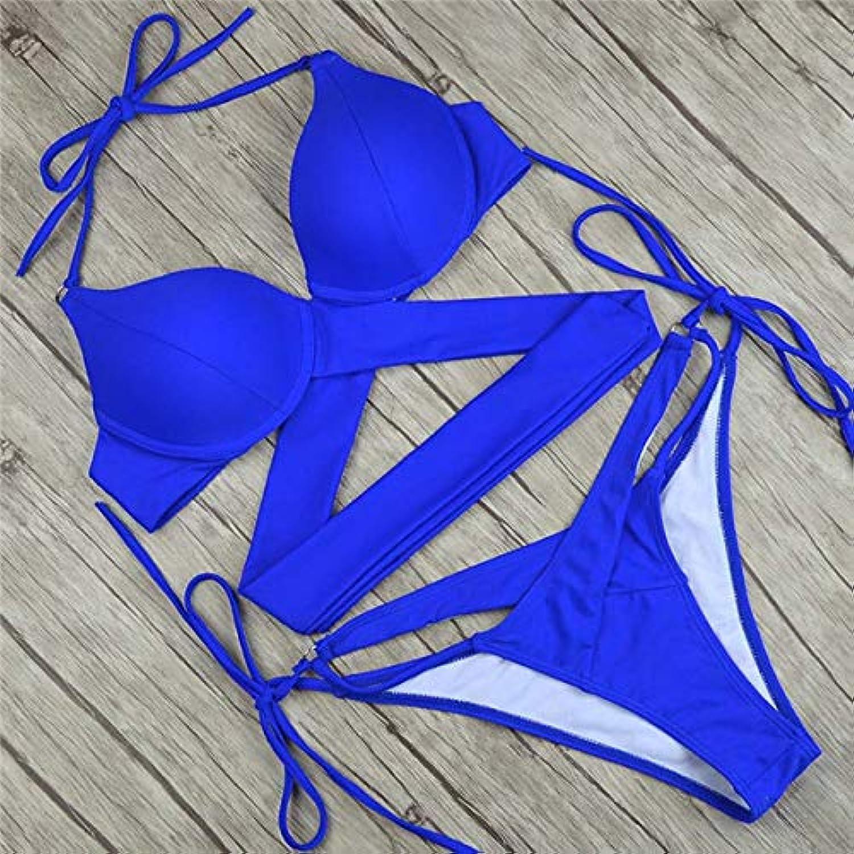 5e19c392460 HITSAN Bikinis Swimwear Female Biquinis Feminino 2017 White Vintage Push  Brazilian Thong Bikini Set Swimsuit Praia Beachwear color Size S up BK2003  ...