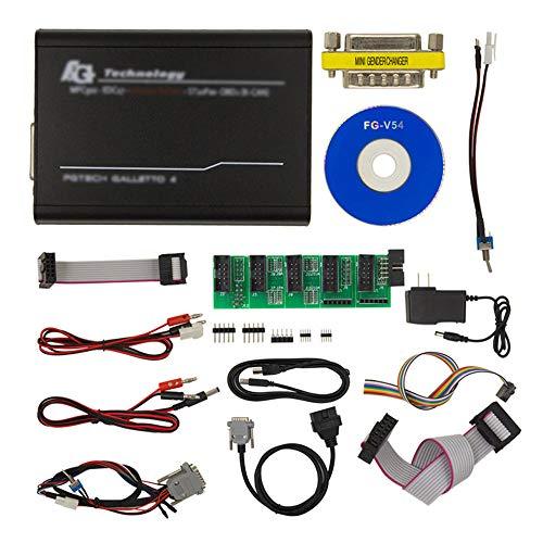 CONRAL Professioneller FGTech V54 Galletto 4-Master-Chip mit vollständiger Unterstützung des voll ausgestatteten BDM-Chip-Anpassungssystems FG Tech V54 von OBD FG-TECH
