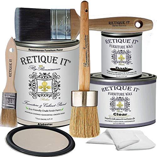 Retique It Chalk Furniture Paint by Renaissance Deluxe...