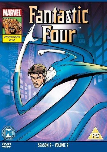 Fantastic Four - Staffel 2/Volume 2