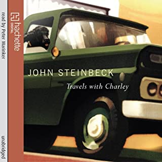 Travels with Charley                   By:                                                                                                                                 John Steinbeck                               Narrated by:                                                                                                                                 Peter Marinker                      Length: 8 hrs and 27 mins     39 ratings     Overall 4.7