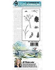 Bible Journaling Foliage Stamp Set