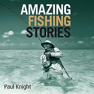 Amazing Fishing Stories cover art