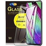 KuGi. para Samsung Galaxy A40 Protector de Pantalla, Cristal Templado [9H Dureza] [Alta Definicion] Protector de Pantalla Diseñado para Samsung Galaxy A40 (Paquete de 2)