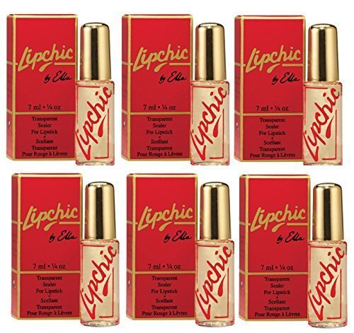 Lipchic Lipstick Sealers, 6 pieces, Value Pack by Lipchic