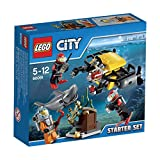 LEGO City - Set de Introducción: exploración submarina, Multicolor (60091)