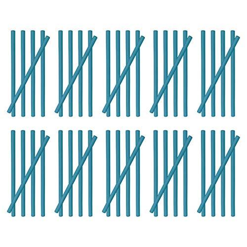 MAXXMEE Abflussreiniger Sticks mit frischem Duft von Meeresbrise | Rohrreiniger Stäbchen für Spüle, Dusche oder Waschbecken | 1 Stick reicht für 1 Monat Frische [50er Set, Meeresbrise]