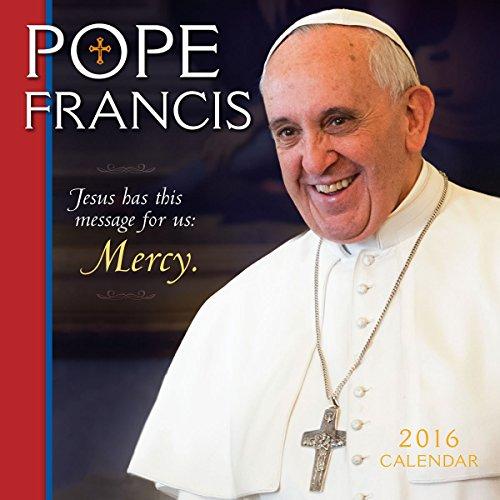 Pope Francis 2016 Wall Calendar (English, Spanish, Italian and )