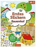 Erstes Stickern Bauernhof: über 350 Sticker