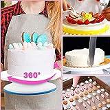 Zoom IMG-1 ukomy decorazione la torta set