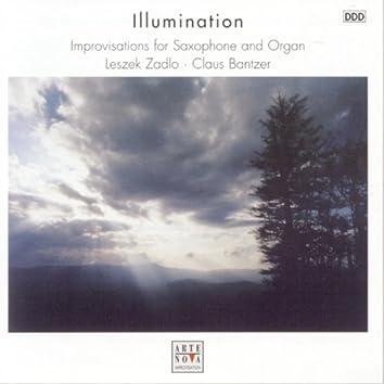 Illumination: Improvisation Organ + Saxophone