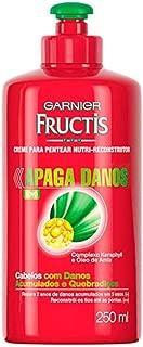 Creme para Pentear Fructis Apaga Danos, 250 ml, Garnier