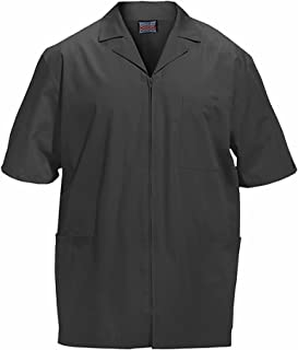 Cherokee Workwear Scrubs Men's Zip Front Jacket