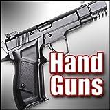 Gun, Hand Gun - Unique, Model Rr 51, 7. 65mm Automatic Pistol: Single Shot Handgun, Pistol & Revolver Firing
