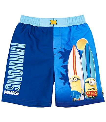 MINIONS Despicable Me jongens zwembroek - blauw
