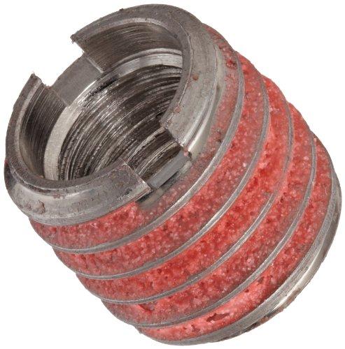 E-Z Lok Externally Threaded Insert, 303 Stainless Steel, 3/8