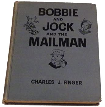 Hardcover Bobby and Jock and the Mailman Book