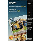 Matte Presentation Paper, 27 lbs., Matte, 8-1/2 x 14, 100 Sheets/Pack (並行輸入品)