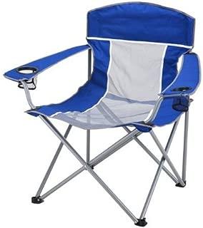 Ozark Trail XXL Folding Comfort Mesh Chair with Bag