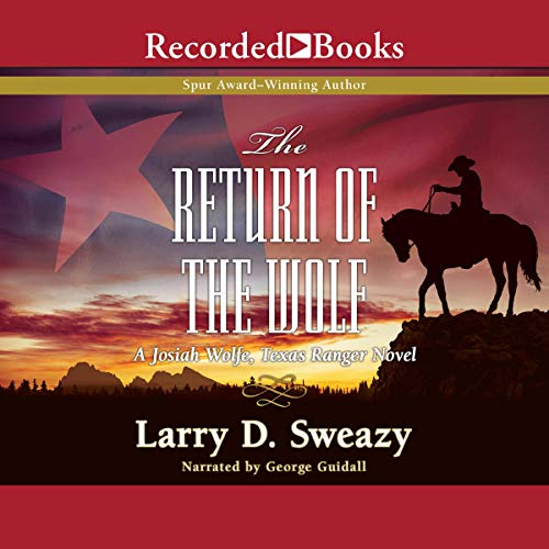 The Return of the Wolf cover art