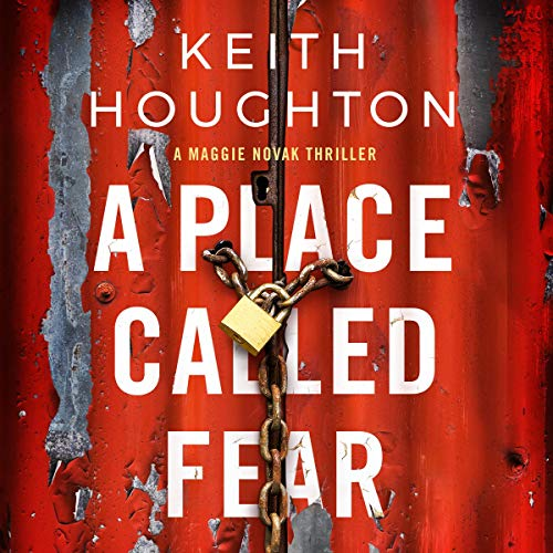 A Place Called Fear audiobook cover art