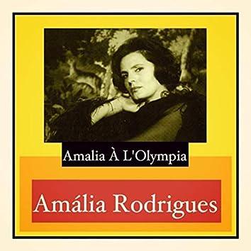 Amalia à L'Olympia