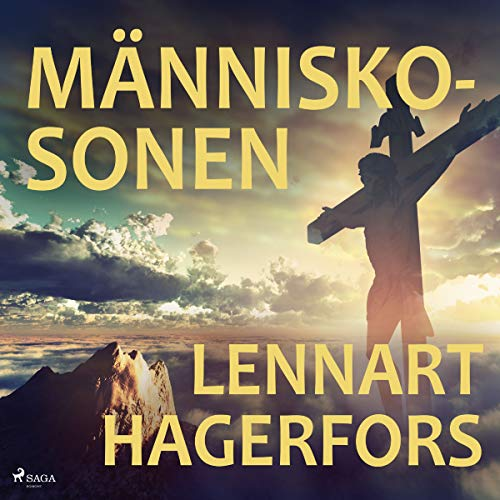 Människosonen audiobook cover art