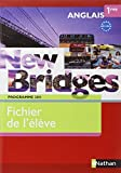 New Bridges 1re by Sylvie Persec (2011-08-12) - Nathan - 12/08/2011