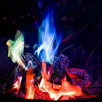 Tricolor Flames
