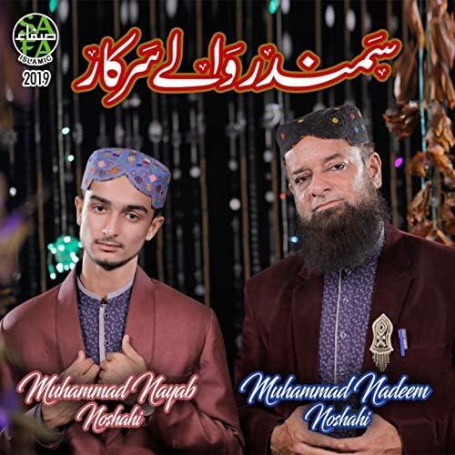 Muhammad Nayab Noshahi, Muhammad Nadeem