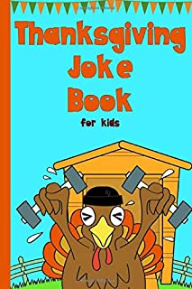 Thanksgiving Joke Book For Kids