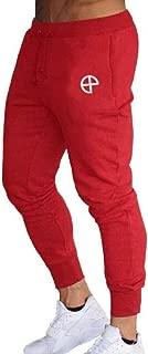FSSE Men Casual Sweatpants Fit Pockets Closed Bottom Jogger Pants