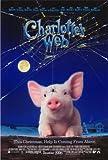 Pop Culture Graphics Filmposter Charlotte's Web - Julia