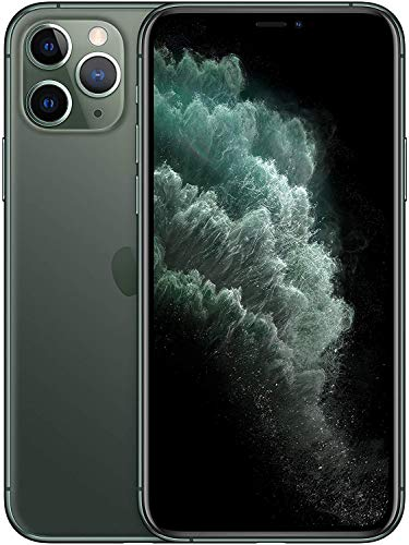 Apple iPhone 11 Pro 256GB Midnight Green (Renewed)