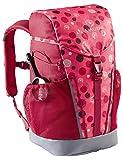 VAUDE 15476 Kinder Puck 10 Rucksäcke10-14L, Bright pink/Cranberry, Einheitsgröße