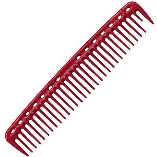 Ys Park Yspark Comb Ys-cl402 Red Total Length 188mm Antibacterial Type