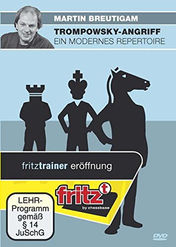 Trompowsky-Angriff, DVD-ROMEin modernes Repertoire